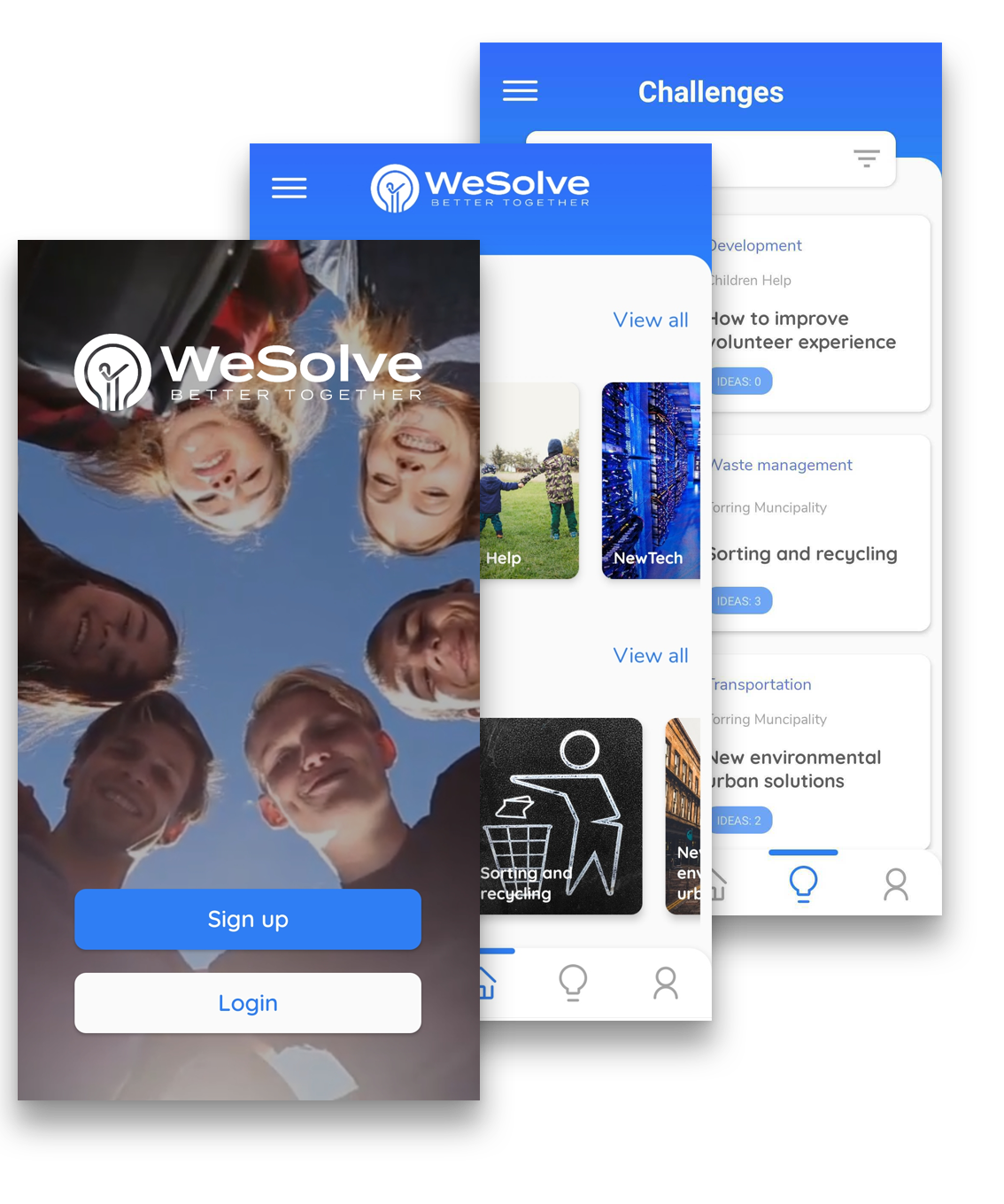 WeSolve